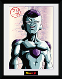 Dragon Ball Z- Arrogant Frieza Stampa del collezionista