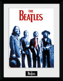 The Beatles- Outside Tittenhurst Park Reproduction encadrée pour collectionneurs