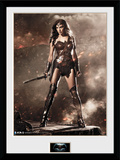 Batman vs. Superman- Wonder Woman Collector Print