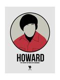 Howard Premium gicléedruk van David Brodsky