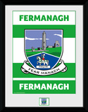 GAA County - Fermanagh Collector Print