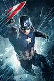 Captain America: Civil War Stampa