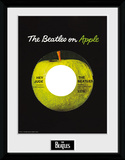 The Beatles- Hey Jude Single Reproduction encadrée pour collectionneurs