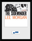Blue Note- The Sidewinder Reproduction encadrée pour collectionneurs