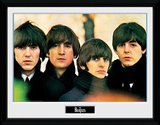 The Beatles- For Sale Reproduction encadrée pour collectionneurs