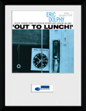 Blue Note- Out To Lunch Reproduction encadrée pour collectionneurs