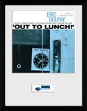 Blue Note- Out To Lunch Lámina de coleccionista