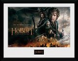 The Hobbit- Battle Of Five Armies Defining Chapter Collector Print