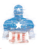 Captain America: Civil War Prints