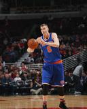 New York Knicks v Chicago Bulls Photographie par Gary Dineen