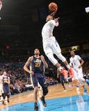 Utah Jazz v Oklahoma City Thunder Foto af Layne Murdoch