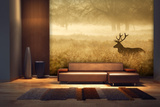 Stag Wall Mural Behangposter