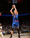 New York Knicks v Golden State Warriors Foto af Noah Graham