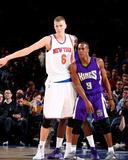 Sacramento Kings v New York Knicks Photographie par Nathaniel S Butler