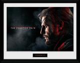Metal Gear Solid V- Snake Stampa del collezionista
