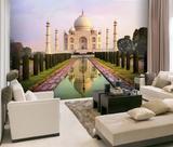 Taj Mahal Wall Mural Wandgemälde