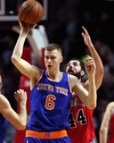 New York Knicks v Chicago Bulls Foto af Jonathan Daniel