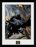 Batman- Rooftop Guardian Samletrykk