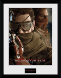 Metal Gear Solid V- Tactical Espionage Stampa del collezionista