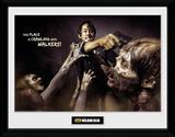 The Walking Dead- Glenn Attack Samletrykk
