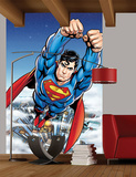 Superman Wall Mural Wallpaper Mural