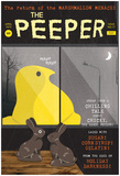 The Peeper Return Of The Menace Poster