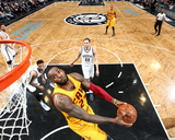 Cleveland Cavaliers v Brooklyn Nets Photographie par Nathaniel S Butler