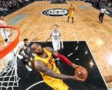 Cleveland Cavaliers v Brooklyn Nets Foto af Nathaniel S Butler