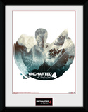 Uncharted 4- Action & Adventure Sammlerdruck