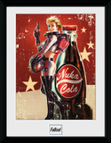 Fallout 4- Nuka Cola Stampa del collezionista
