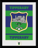 Gaa County- Tipperary Collector Print
