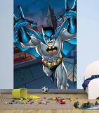 Batman Wall Mural Tapettijuliste