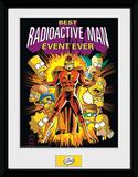 The Simpsons- Radioactive Man Samletrykk