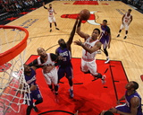 Sacramento Kings v Chicago Bulls Photographie par Gary Dineen