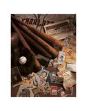 Baseball II Plakater af Michael Harrison