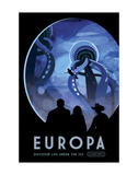 Europa Stampe di  Vintage Reproduction