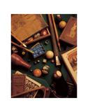 Billiard Kunst af Michael Harrison