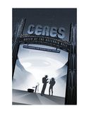 Ceres Posters av  Vintage Reproduction