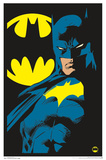 Batman- Signal Alert Blacklight Poster Prints