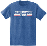 House of Cards- Underwood 2016 T-Shirt