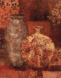 Patterned Urn I Kunstdrucke von Lisa Ven Vertloh