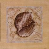 Meeresschätze I Kunstdrucke von Janet Kruskamp