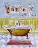 Bath I Posters av Jennifer Sosik