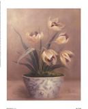 Flores de Olivia III Láminas por Cheovan