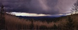 Santa Fe Storm Poster by Ricardo Reitmeyer