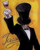 Trinkspruch Poster von Darrin Hoover