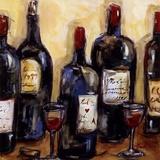 Wine Bar Plakater af Nicole Etienne