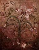 Tranquil Garden II Art by Kate McRostie