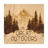 Great Outdoors Pósters por Arnie Fisk