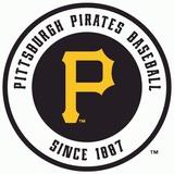 Pittsburgh Pirates Tin Sign